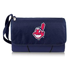 Picnic Time Cleveland Indians Blanket Tote