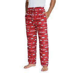 Men's Arkansas Razorbacks Midfield Pajama Pants