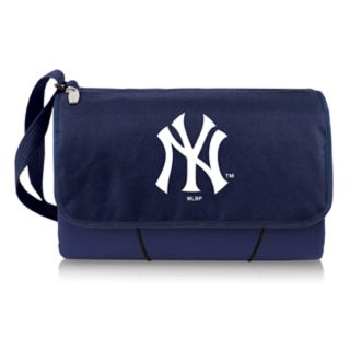 Picnic Time New York Yankees Blanket Tote
