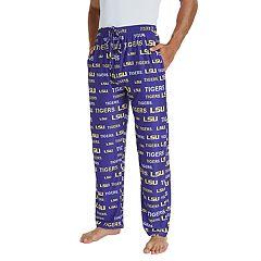 Men's LSU Tigers Midfield Pajama Pants