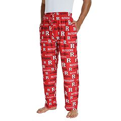 Men's Rutgers Scarlet Knights Midfield Pajama Pants