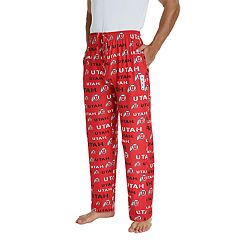 Men's Utah Utes Midfield Pajama Pants