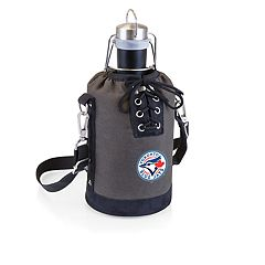 Picnic Time Toronto Blue Jays Insulated Growler Tote with 64-Ounce Growler
