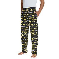 Men's Iowa Hawkeyes Midfield Pajama Pants