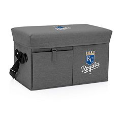 Picnic Time Kansas City Royals Ottoman Cooler & Seat