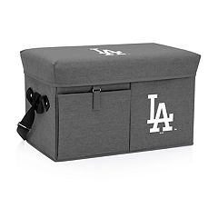 Picnic Time Los Angeles Dodgers Ottoman Cooler & Seat