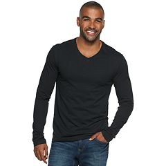Men's Marc Anthony Essential Slim-Fit V-Neck Tee
