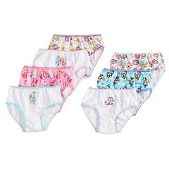 Toddler Girl 7-pack Fingerlings Brief Panties