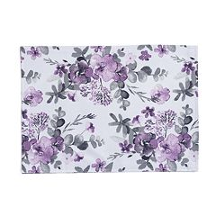 Mainstreet Floral Pattern Placemat