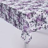Mainstreet Floral Pattern Tablecloth