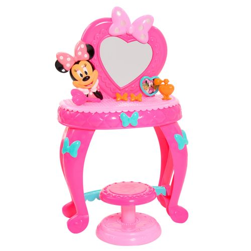 Disney S Minnie Mouse Minnie Bowdazzling Vanity