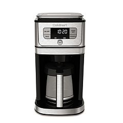 Cuisinart Burr Grind & Brew 12-Cup Coffee Maker