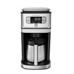 Cuisinart Burr Grind & Brew 10-Cup Coffee Maker