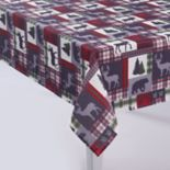 Mainstreet Quilted Lodge Tablecloth