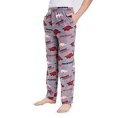 Men's Arkansas Razorbacks Achieve Fleece Pajama Pants