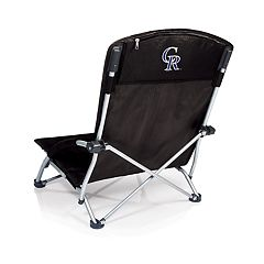 Picnic Time Colorado Rockies Tranquility Portable Beach Chair
