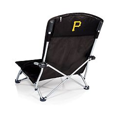 Picnic Time Pittsburgh Pirates Tranquility Portable Beach Chair