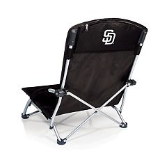 Picnic Time San Diego Padres Tranquility Portable Beach Chair