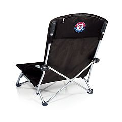 Picnic Time Texas Rangers Tranquility Portable Beach Chair