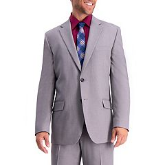 Men's Haggar Travel Performance Tailored Fit Stretch Suit Jacket