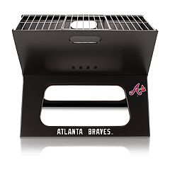 Picnic Time Atlanta Braves X-Grill Portable Barbecue