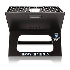 Picnic Time Kansas City Royals X-Grill Portable Barbecue