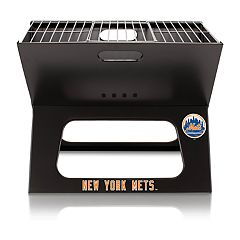 Picnic Time New York Mets X-Grill Portable Barbecue