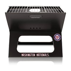 Picnic Time Washington Nationals X-Grill Portable Barbecue