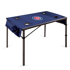 Picnic Time Chicago Cubs Travel Table