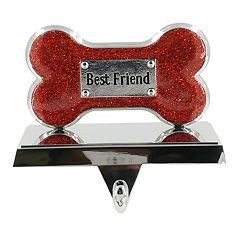 St. Nicholas Square® 'Best Friend' Dog Christmas Stocking Holder