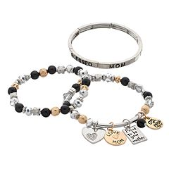 Mom Stretch Bracelet Set