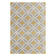 World Rug Gallery Newport Contemporary Trellis Chain Area Rug