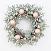 LC Lauren Conrad Artificial Botanical Christmas Wreath