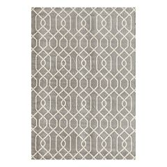 World Rug Gallery Newport Modern Trellis Area Rug