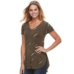 Women's Apt. 9® V-Neck Tunic