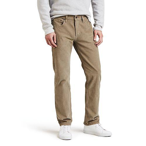 Men's Levi's® 502™ Regular Tapered Corduroy Pants