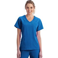 Women's Jockey Scrubs Peak Performance Top