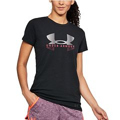 Women's Under Armour Big Logo Short Sleeve Graphic Tee
