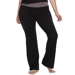 Plus Size SO® Bootcut Yoga Pants