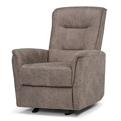 Simpli Home Percy Glider Recliner