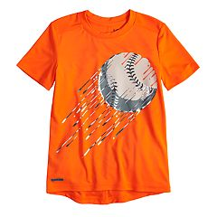 Boys 4-12 Jumping Beans® Metallic Playcool Athletic Tee