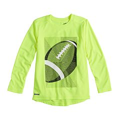 Boys 4-12 Jumping Beans® Active Long Sleeve Graphic Tee