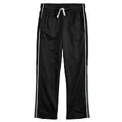 Boys 4-12 Jumping Beans® Mesh Striped Athletic Pants