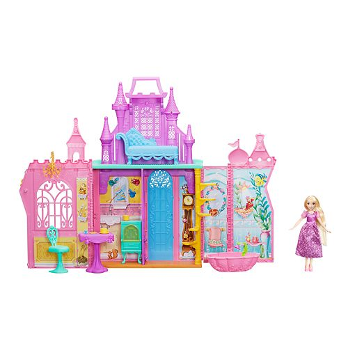 Disney Princess Rapunzel Pop-Up Palace by Hasbro