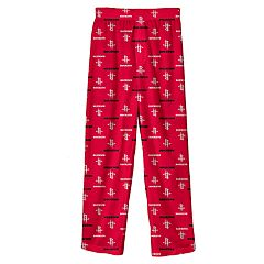 Boys 8-20 Houston Rockets Lounge Pants