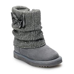 Jumping Beans® Odessa Toddler Girls' Sweater Boots