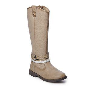 SO® Raylene Girls' Tall Riding Boots