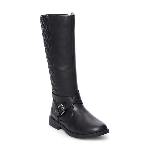 SO® Carrie Girls' Tall Riding Boots
