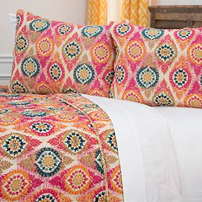 Rizzy Home Maddux Place Serendipity Geometric Quilt Set