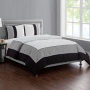 VCNY Home Tristian Frame Embossed Comforter Set